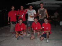 K2 fudbal tim i poljski dr�avljani iz bratskog isto�nog bloka