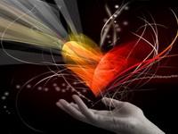 Evo ti srce moje