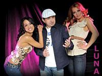 Grupa LUNA - Drugarice (2009 Remix) ... Ceda Cvorak feat. Lidija & Zejna