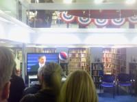 U organizaciji Veleposlanstva SAD-a u Zagrebu se uživo pratila inauguracija 44. predsjednika SAD-a, Baracka H. Obame