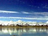 ...da mi je vidjeti Tibet...