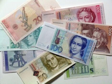 Prodaja njemačkih maraka – gdje se obavlja otkup?
