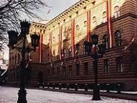 Latvijska Saeima (parlament)