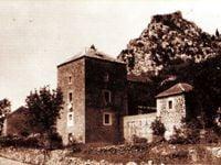 Dizdarevićeva kula 1934. godine, tada pod vlasništvom Franića